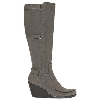 Aerosoles  Women's Gatherer   Grey Fabric - Women's Boots