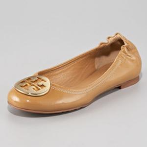 Donna Ballet Flat Tory Burch Reva Ballerina Flat