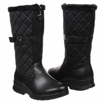 Khombu  Women's Bounce Hi   Black - Women's Boots