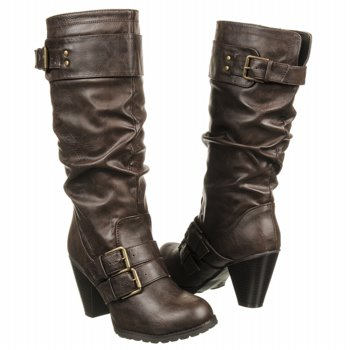 Madden Girl  Women's Hiinge   Brown - Women's Boots