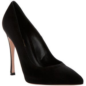 GIANVITO ROSSI Pointed pump - Women's Platform Pumps | Platformebi | პლატფორმები