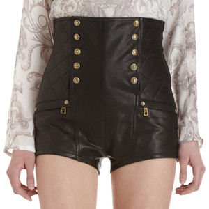 Balmain High Waisted Shorts - shorts | shortebi | შორტები