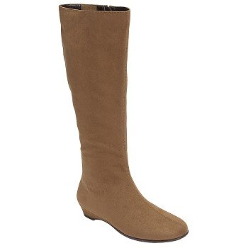 A2 by Aerosoles  Women's Sota Bread   Taupe Fabric - Women's Boots