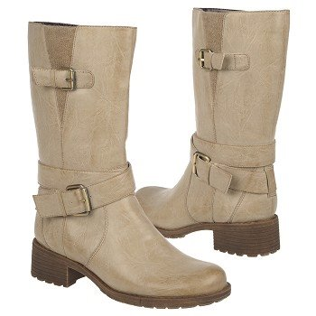 Natural Soul by Naturalizer  Women's Tabitha   Stone - Women's Boots