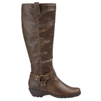 A2 by Aerosoles  Women's In An Instint   Dark Brown Combo - Women's Boots
