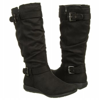 Hot Kiss  Women's Avery   Black - Women's Boots