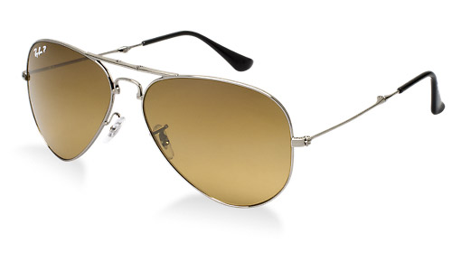 Ray-Ban  RB3479 FOLDING AVIATOR (58)