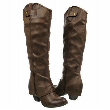 FERGALICIOUS  Women's Ledge   Brown Lourve Pu - Women's Boots