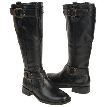 Aerosoles  Women's Ride Line   Black - Women's Boots
