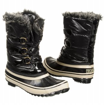 Sporto  Women's Winnie   Black - Women's Boots