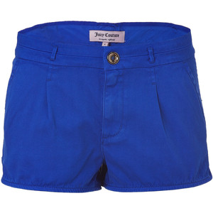 JUICY COUTURE Lazuli Cotton Twill Shorts - shorts | shortebi | შორტები