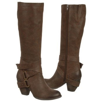 Fergie  Women's Legend Too   Brown Leather - Women's Boots