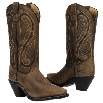 Laredo  Women's Canyon   Tan Cheyenne - Women's Boots