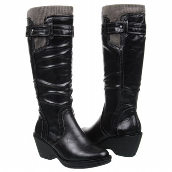 Eurostep  Women's Whitney   Black - Women's Boots