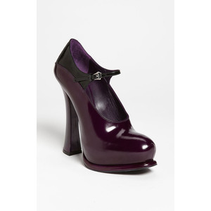 Prada Mary Jane Pump - Women's Platform Pumps | Platformebi | პლატფორმები