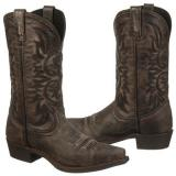 Dingo  Women's DI7520   Black-Tan Crackle Go - Womens Boots
