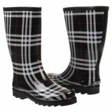 Sporto  Women's Roma   Black Plaid - Womens Boots