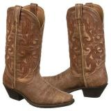 Laredo  Women's 51041   Tan-Tan Crackle Goat - Womens Boots