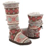 Muk Luks  Women's Tina   Mountain Fog - Womens Boots