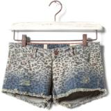 Pull & Bear Graded Denim Shorts - shorts