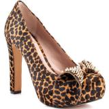 Vince Camuto Jamma 2 - Spot Brown Cheetah - Women's Platform Pumps