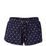 JUICY COUTURE Regal Dotted Shorts - shorts