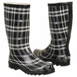 Sporto  Women's Roma   Black/Grey Plaid - Womens Boots