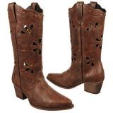 Dingo  Women's Wendy   Chocolate - Womens Boots