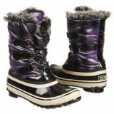 Sporto  Women's Winnie   Purple Plaid - Womens Boots