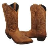 Laredo  Women's 51094   Tan Crazyhorse - Womens Boots