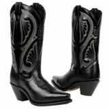 Laredo  Women's Canyon   Black Nappa - Womens Boots