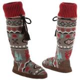 Muk Luks  Women's Angie Retro Nordic   Winter Mint - Womens Boots