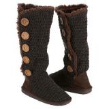 Muk Luks  Women's Malena Boot   Dark Grey Heather - Womens Boots