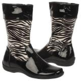 Womens Boots - LifeStride  Women's Drizzle Too   Black/White - QALIS CHEQMEBI - ქალის ჩექმები