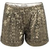 The Wardrobe Shorts Kvist Gold - shorts