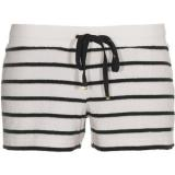 Juicy Couture Terry Striped Striped Terry Shorts - shorts