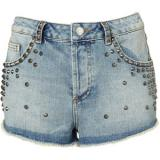MOTO Studded Hotpants - shorts