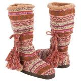 Muk Luks  Women's Helga Slipper Boot   Magical - Womens Boots