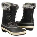 JELLYPOP  Women's Amil   Black Suedelike - Womens Boots