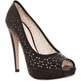 Prada Black Pumps - Women's Platform Pumps