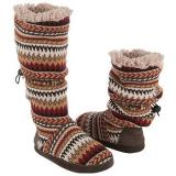 Muk Luks  Women's Tina   Dried Earth - Womens Boots