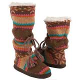 Muk Luks  Women's Emma Toggle Boot   Toboggan - Womens Boots